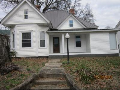 Johnson City Single Family Home For Sale: 704 Lamont St