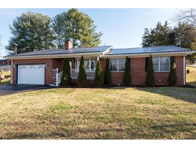 Bristol Single Family Home For Sale: 944 Highway 126