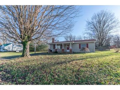 Bluff City Single Family Home For Sale: 620 Walnut Grove Road