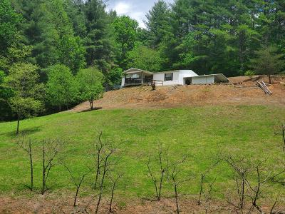 Burnsville NC Single Family Home For Sale: $87,500