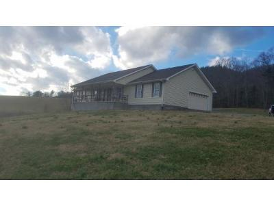 Greeneville Single Family Home For Sale: 6330 Houston Valley Road