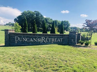 Johnson City Residential Lots & Land For Sale: TBD Duncans Retreat Lot 11
