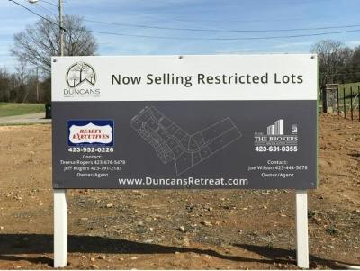Washington-Tn County Residential Lots & Land For Sale: TBD Duncans Retreat Lot 1