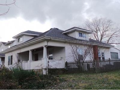 Johnson City Single Family Home For Sale: 204 W Unaka Avenue