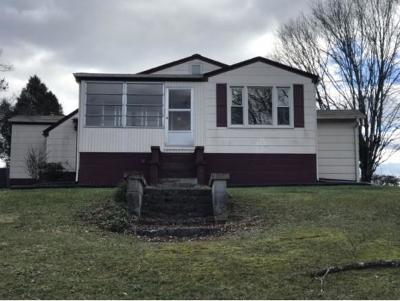 Bristol TN Single Family Home For Sale: $79,000