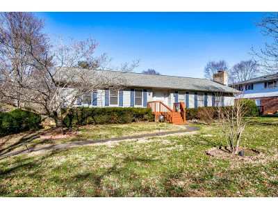 Single Family Home For Sale: 3804 Lochwood Road