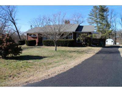 Bristol VA Single Family Home For Sale: $104,500