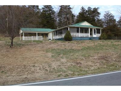Hancock County Single Family Home For Sale: 1179 Hwy 70 North
