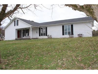Hancock County Single Family Home For Sale: 287 Court Square