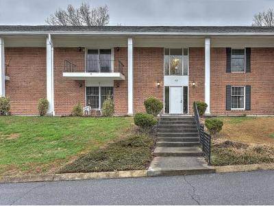 Kingsport Condo/Townhouse For Sale: 1900 W. Manor Court #C