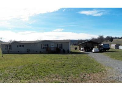 Greeneville TN Single Family Home For Sale: $162,900