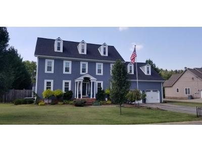Single Family Home For Sale: 424 Meadow Brook Dr