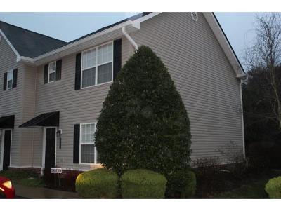Johnson City TN Condo/Townhouse For Sale: $125,900