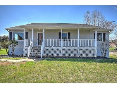 Greeneville TN Single Family Home For Sale: $249,950