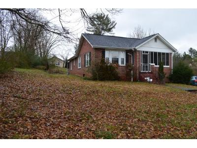Bristol Single Family Home For Sale: 1433 Highway 126