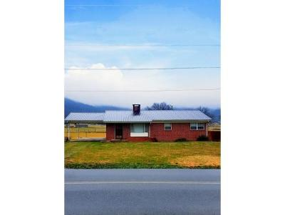 Jonesborough Single Family Home For Sale: 179 Charlie Carson Rd.