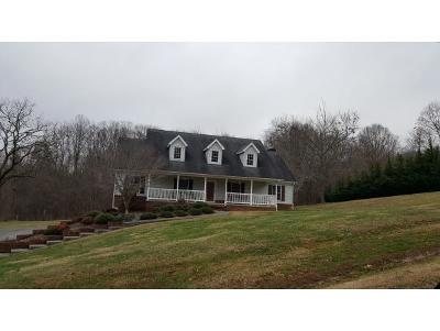 Elizabethton Single Family Home For Sale: 208 Ranger Dr