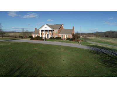 Bulls Gap Single Family Home For Sale: 8501 Stagecoach Rd