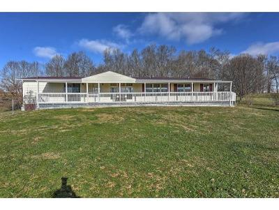 Chuckey Single Family Home For Sale: 120 Dinwiddie Rd.