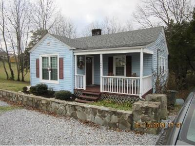 Elizabethton Single Family Home For Sale: 1444 Southside