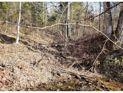 Greene County Residential Lots & Land For Sale: Wattenbarger Gap Rd