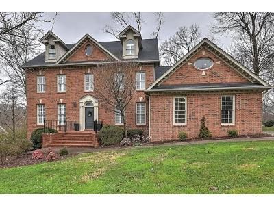 Single Family Home For Sale: 4805 Preston Park Drive