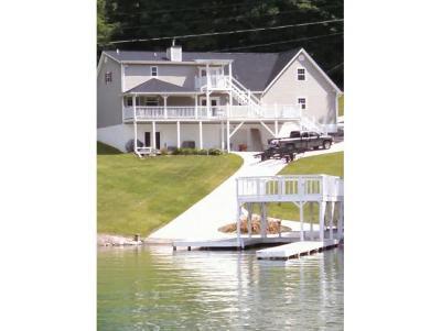 Piney Flats Single Family Home For Sale: 874 Blue Heron