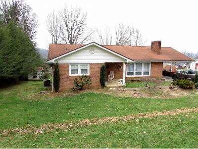 Elizabethton Single Family Home For Sale: 2309 Edgewood Avenue