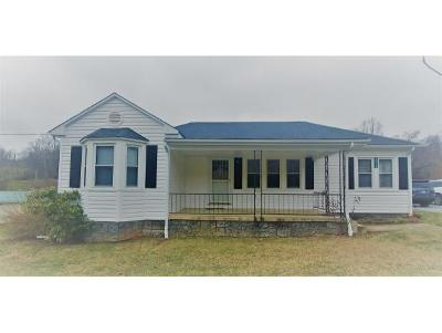 Elizabethton Single Family Home For Sale: 2213 Highway 91