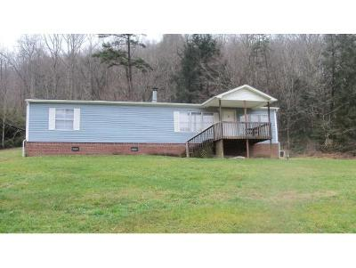 Rogersville Single Family Home For Sale: 1807 Barrett Hollow Road
