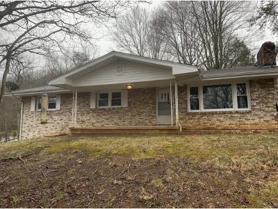 Bristol Single Family Home For Sale: 228 Carden Hollow