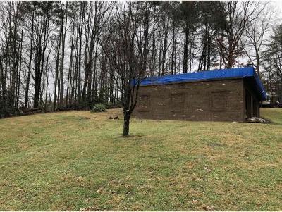 Mountain City TN Single Family Home For Sale: $70,000
