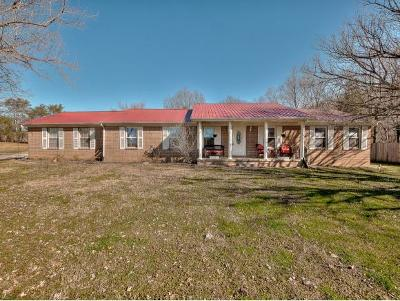 Greeneville Single Family Home For Sale: 12560 Lonesome Pine Trail
