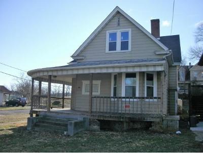 Damascus, Bristol, Bristol Va City Single Family Home For Sale: 300 Lindsey Street