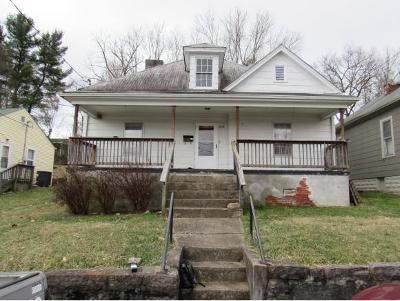 Bristol Single Family Home For Sale: 830 Wilson Ave