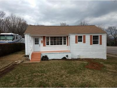 Kingsport Single Family Home For Sale: 801 Walnut Ave.