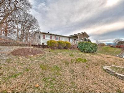 Jonesborough Single Family Home For Sale: 1028 Conklin Road