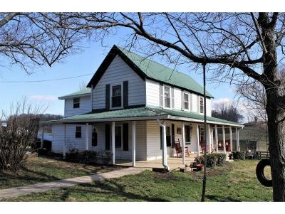Single Family Home For Sale: 292 Hogeye