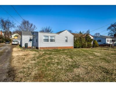 Kingsport Single Family Home For Sale: 3456 Bloomingdale Rd