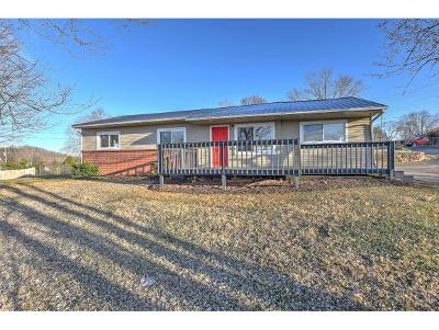 Newport Single Family Home For Sale: 704 8th Street