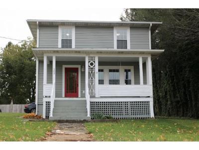 Elizabethton Single Family Home For Sale: 102 West G Street