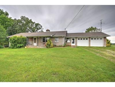 Greeneville Single Family Home For Sale: 2300 Saint James Road