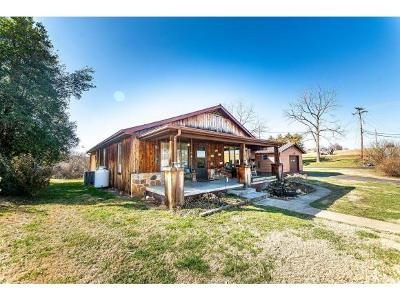 Single Family Home For Sale: 289 Haw Ridge Rd