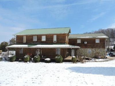 Elizabethton Single Family Home For Sale: 398 Garrison Hollow Road