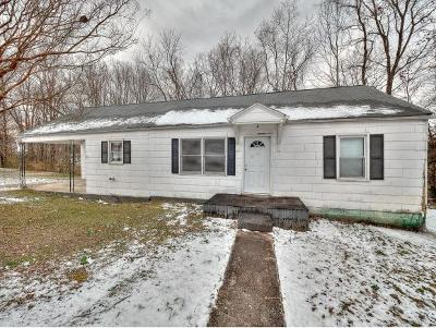 Elizabethton Single Family Home For Sale: 204 Hamilton Road