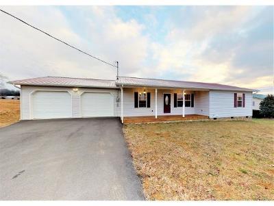 Greeneville Single Family Home For Sale: 110 N. Massengill