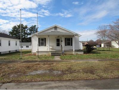 Elizabethton Single Family Home For Sale: 615 Walnut