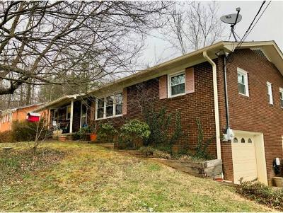 Johnson City TN Single Family Home For Sale: $155,000