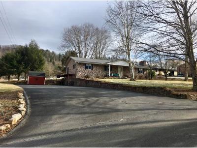 Erwin Single Family Home For Sale: 1001 Jones Dr