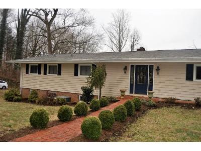 Bristol Single Family Home For Sale: 301 Whipporwill Cir